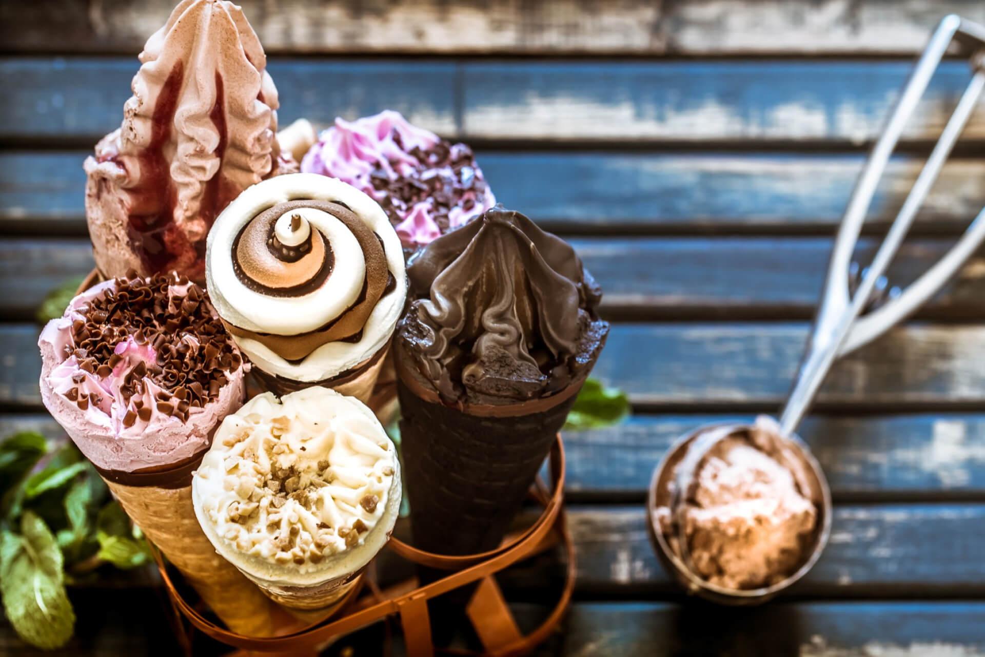 В июне доля маркированного мороженого и сыров в продаже составила 5%