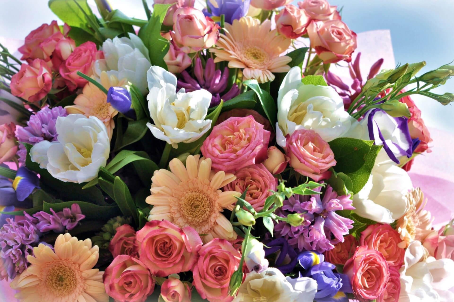 Как покупали цветы и конфеты ко Дню учителя