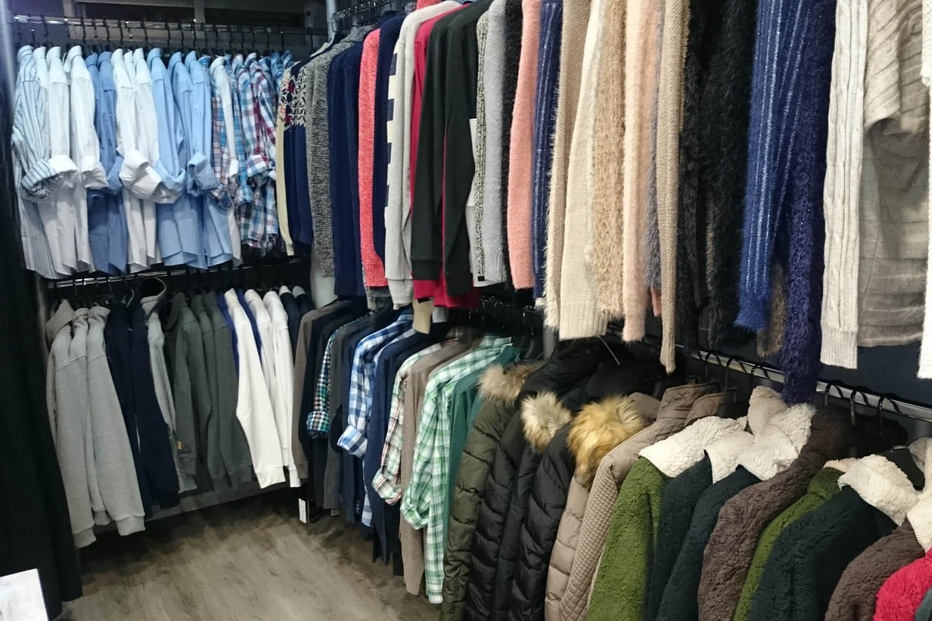 Продажи осенне-зимней одежды пошли в рост